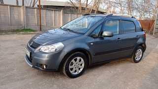 Симферополь SX4 2007
