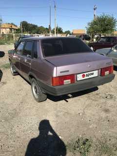 Астрахань 21099 2001
