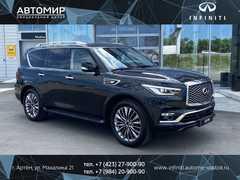Владивосток Infiniti QX80 2021