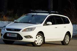 Чита Ford Focus 2010