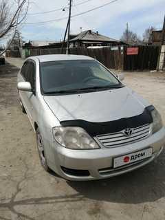 Кызыл Corolla 2005