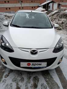 Новосибирск Mazda2 2011