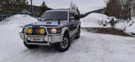 Пеледуй Pajero 1995