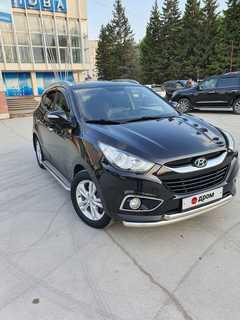 Новосибирск Hyundai ix35 2013