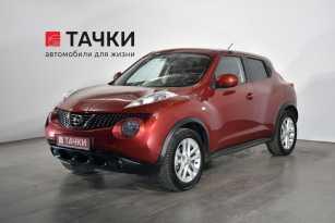 Иркутск Nissan Juke 2014