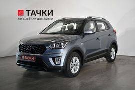 Иркутск Hyundai Creta 2020