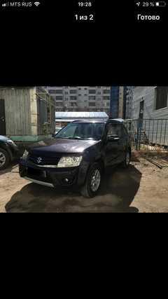 Якутск Grand Vitara 2012