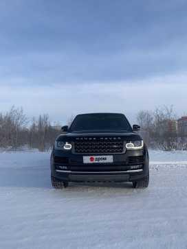 Новый Уренгой Range Rover 2017