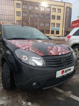 Горно-Алтайск Sandero 2011