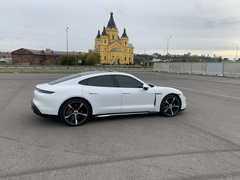 Нижний Новгород Taycan 2021