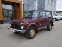 Брянск 4x4 2121 Нива 2010