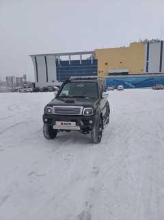 Челябинск Jimny 2008