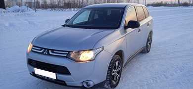 Ханты-Мансийск Outlander 2013