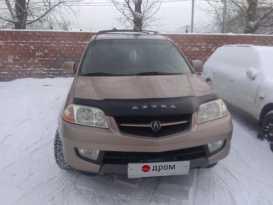 Иркутск MDX 2003