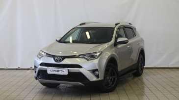 Нижневартовск Toyota RAV4 2017