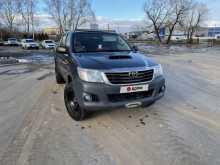 Москва Hilux Pick Up 2012