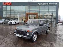Великий Новгород 4x4 2131 Нива 2011