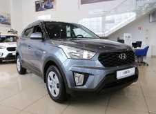 Барнаул Hyundai Creta 2021
