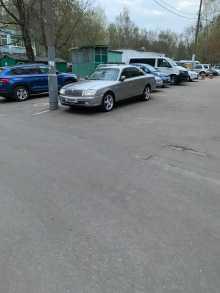 Москва Cedric 2002