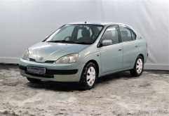 Москва Prius 1998