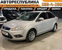 Красноярск Ford Focus 2010