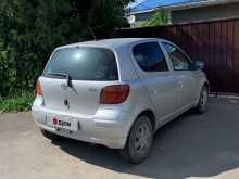 Краснодар Vitz 2004