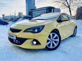 Екатеринбург Astra GTC 2012