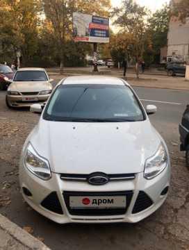 Симферополь Focus 2013