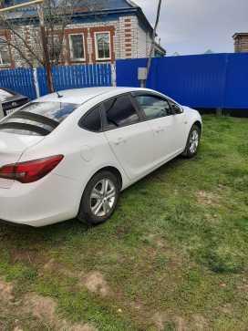 Казань Opel Astra 2013