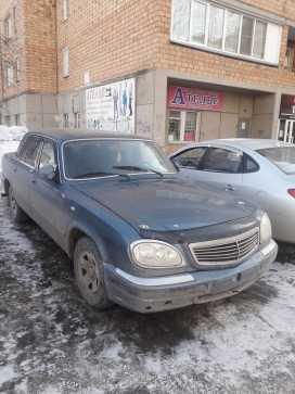 Красноярск 31105 Волга 2005