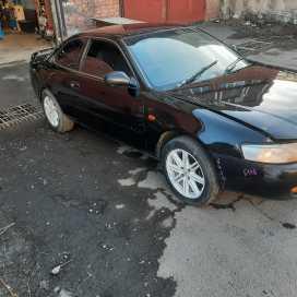 Иркутск Corolla Levin 1992