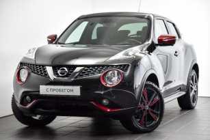 Новокузнецк Nissan Juke 2018