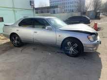 Москва LS400 1998
