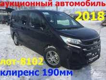 Москва Toyota Noah 2018