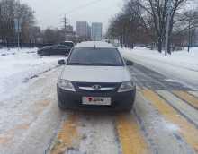 Москва Ларгус 2014