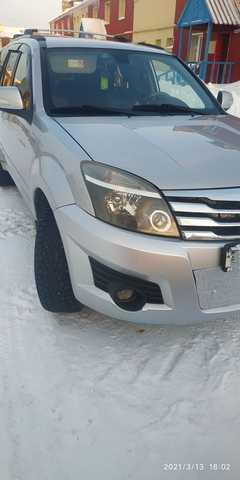 Белоярский Hover H3 2012