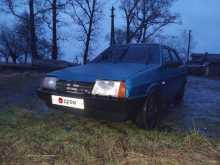 Семибратово 21099 1998