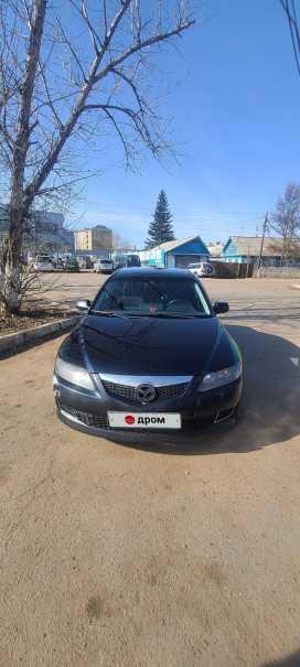 Улан-Удэ Mazda6 2007