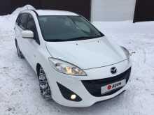 Новосибирск Mazda5 2012
