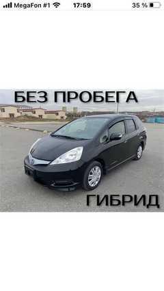 Улан-Удэ Fit Shuttle 2011