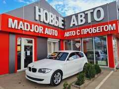 Краснодар BMW 1-Series 2011