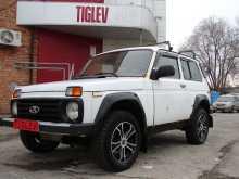 Тольятти 4x4 2121 Нива 2005