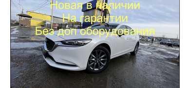 Иркутск Mazda6 2021