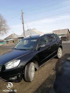 Рубцовск Emgrand X7 2014