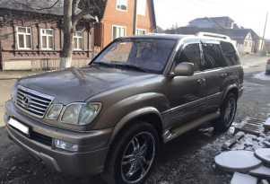 Грозный LX470 2000