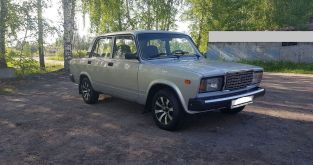Нижний Ломов 2107 2012