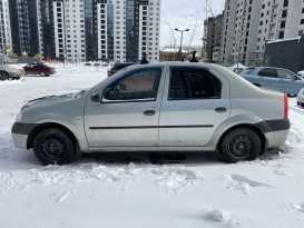 Челябинск Logan 2006
