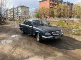 Хабаровск 31105 Волга 2004