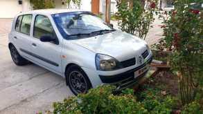Севастополь Clio 2003