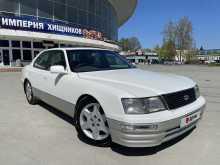 Новосибирск Celsior 1997